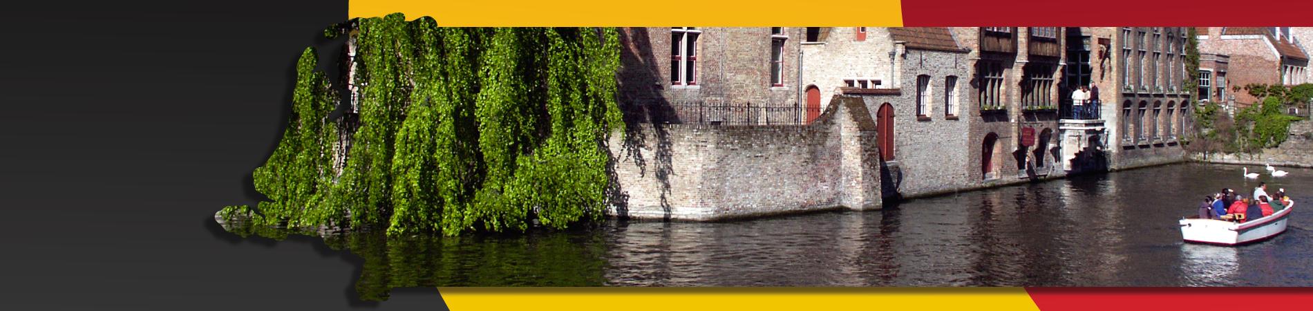 Canal Rozenhoed Brugge