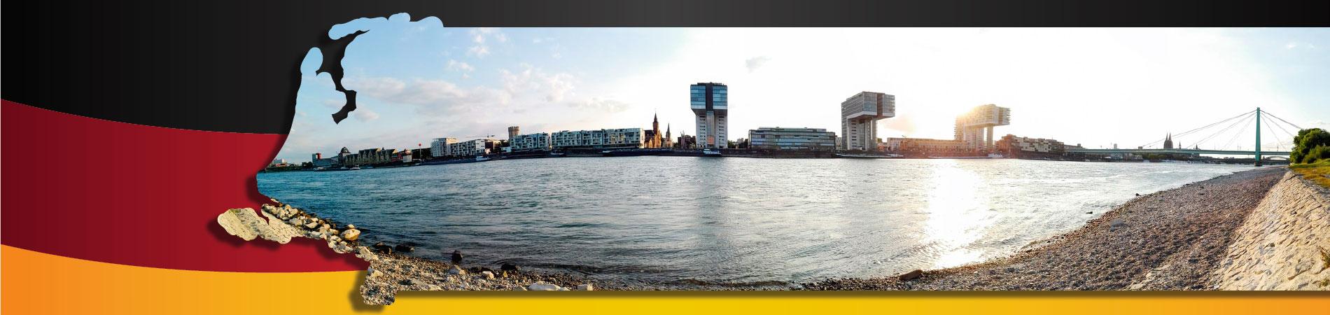 Coast Rhine Cologne