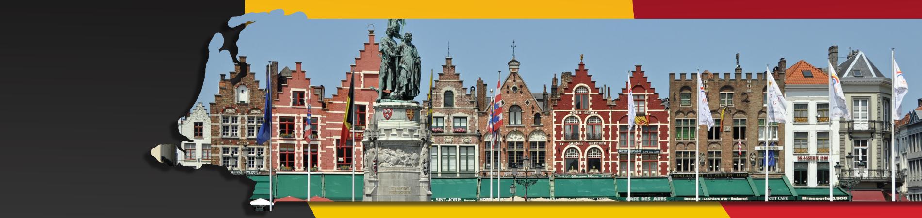 Market Square Brugge