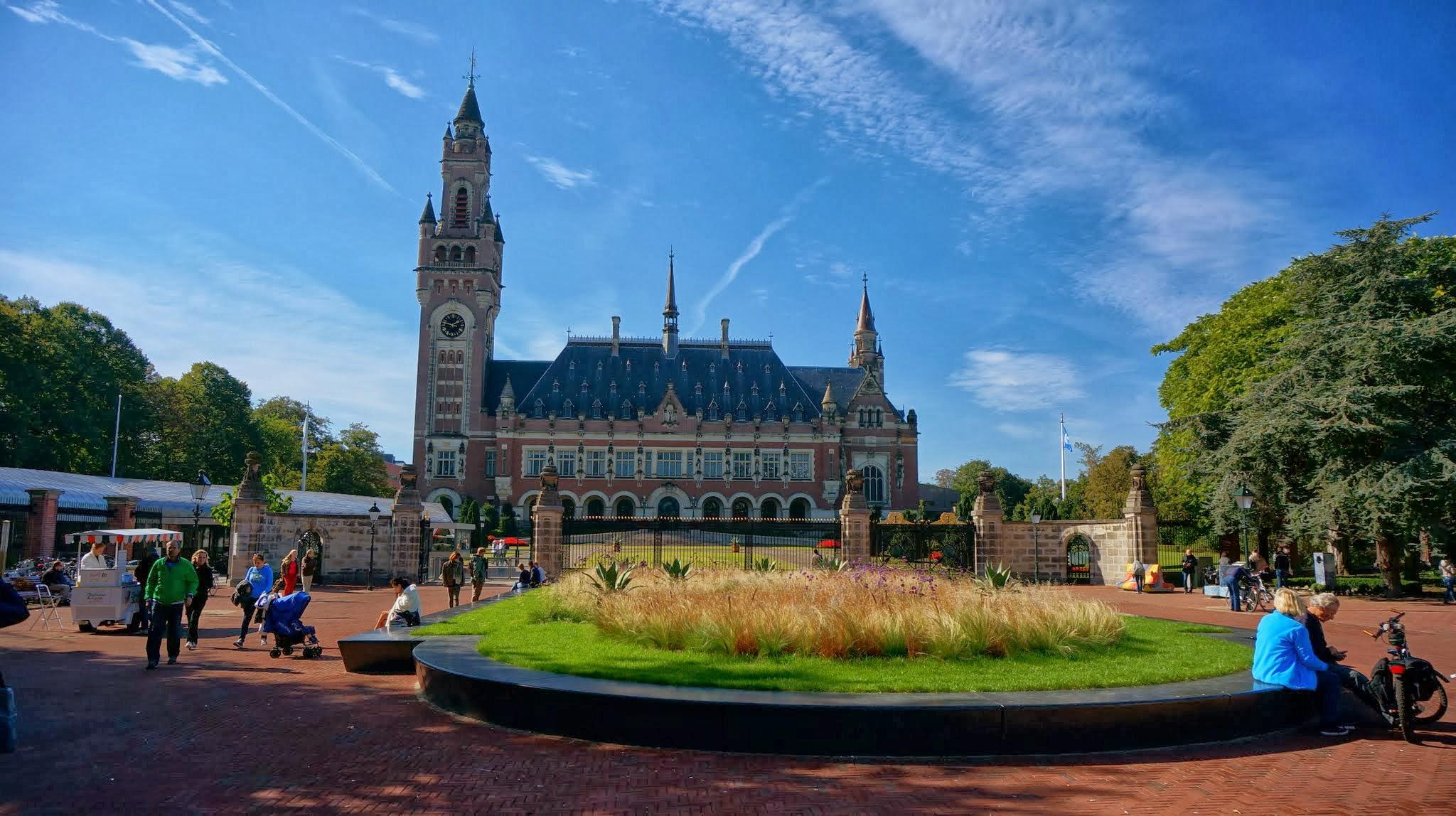 Peace Palce The Hague tours