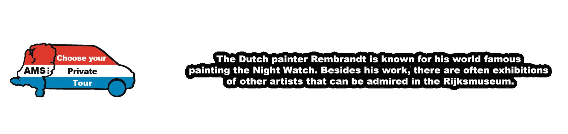 Private Tour Rijksmuseum