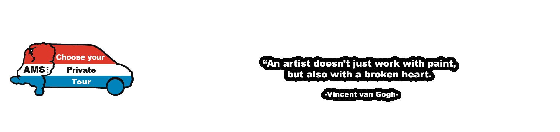 Tour Vincent van Gogh