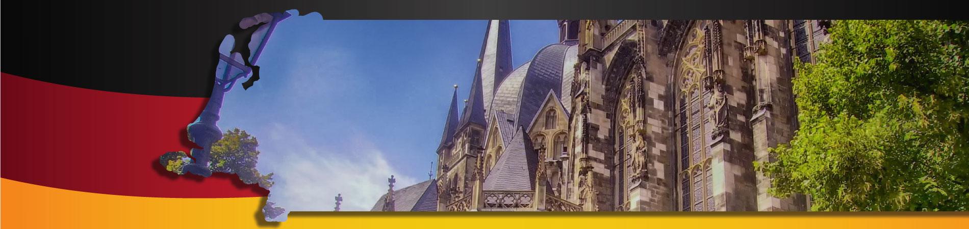 AMS Aachen DOM tours