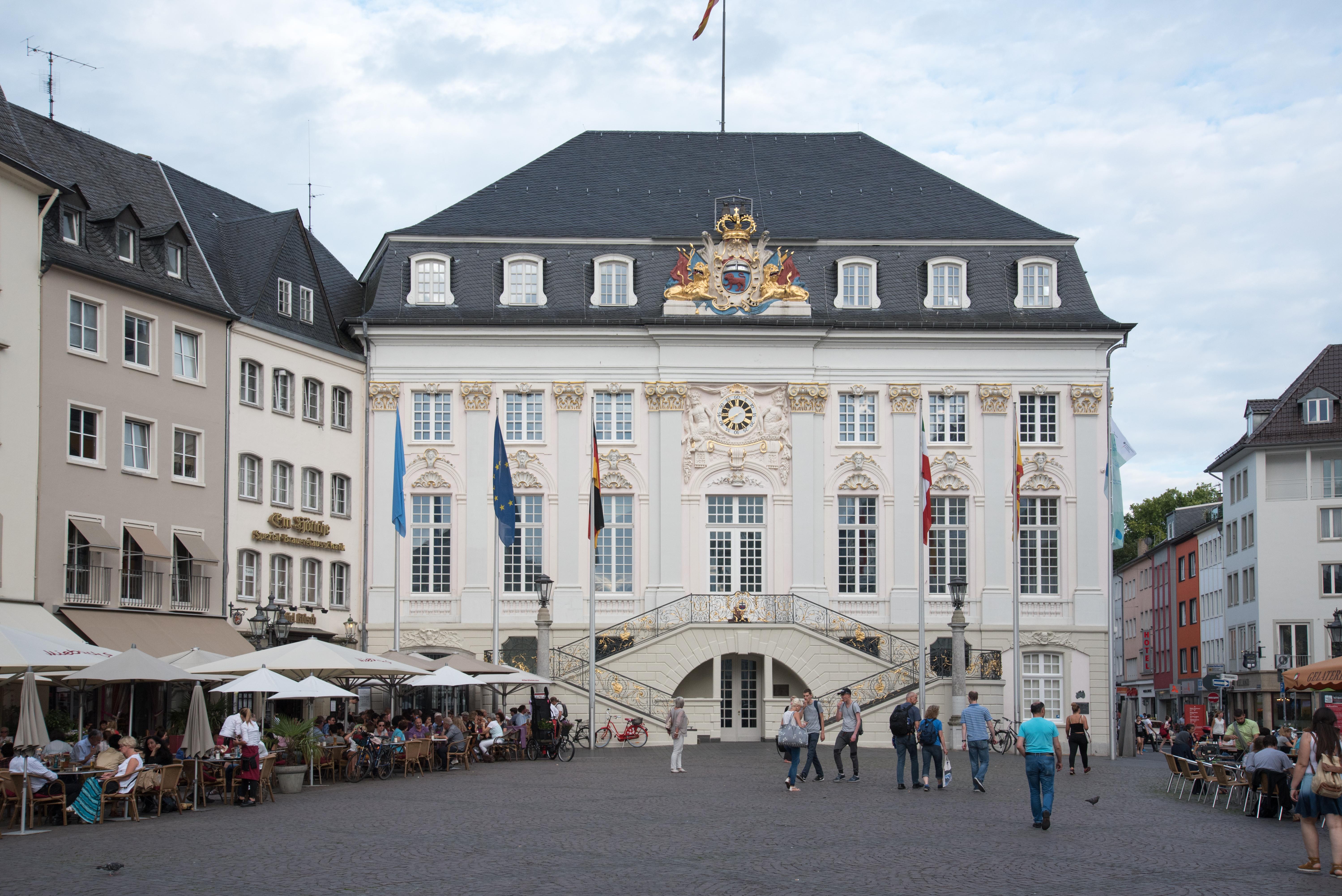 Bonn Markt tours