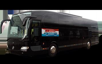 coach touring car