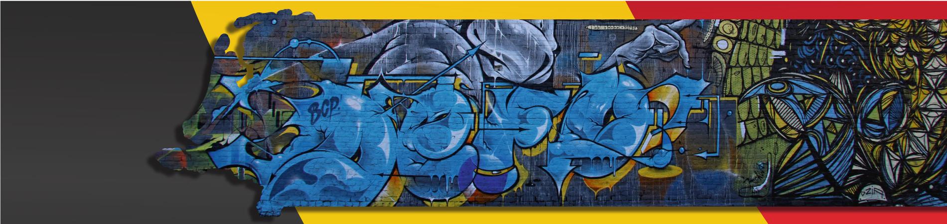 Choose your tour Ghent Graffiti