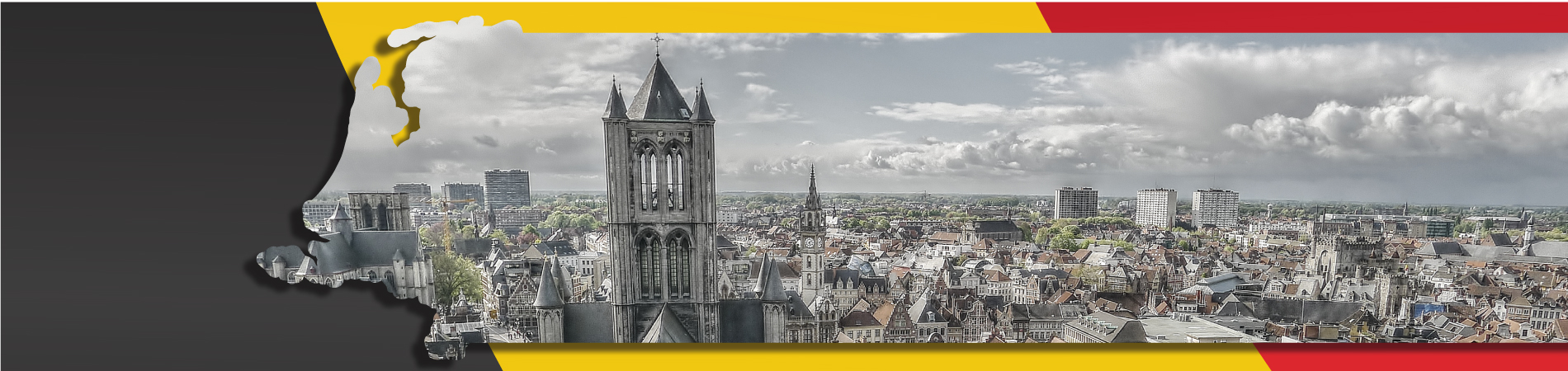 AMS Ghent Skyline tour