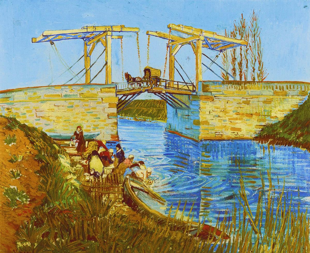 Van Gogh Kroller Moller