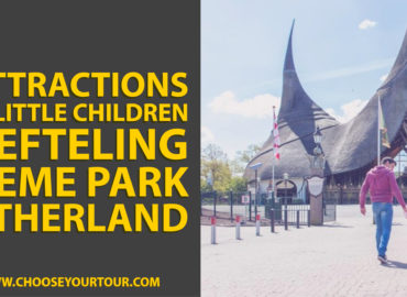 7 Attractions for Little Children in Efteling Theme Park Netherland