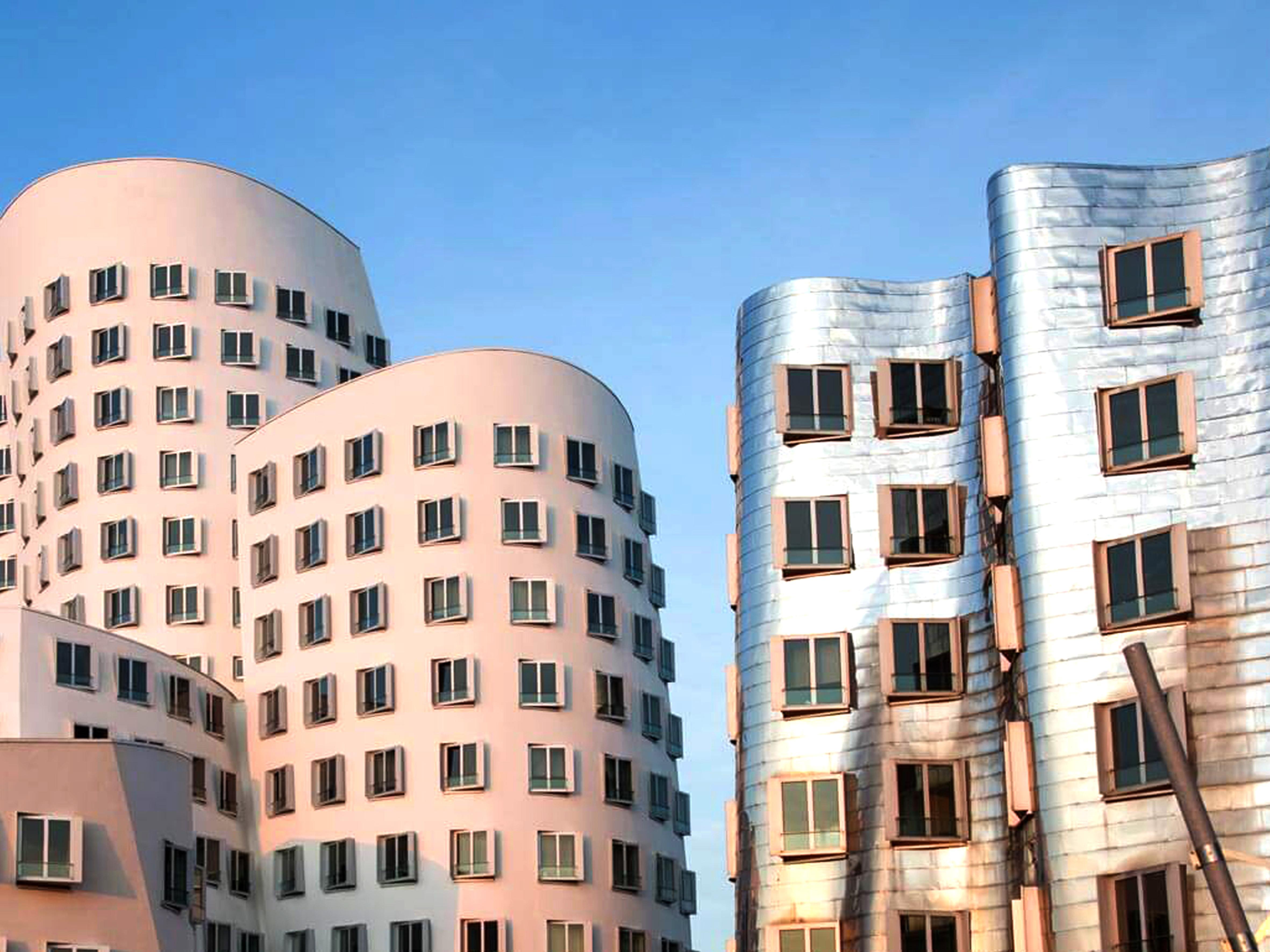 Düsseldorf - Architecture