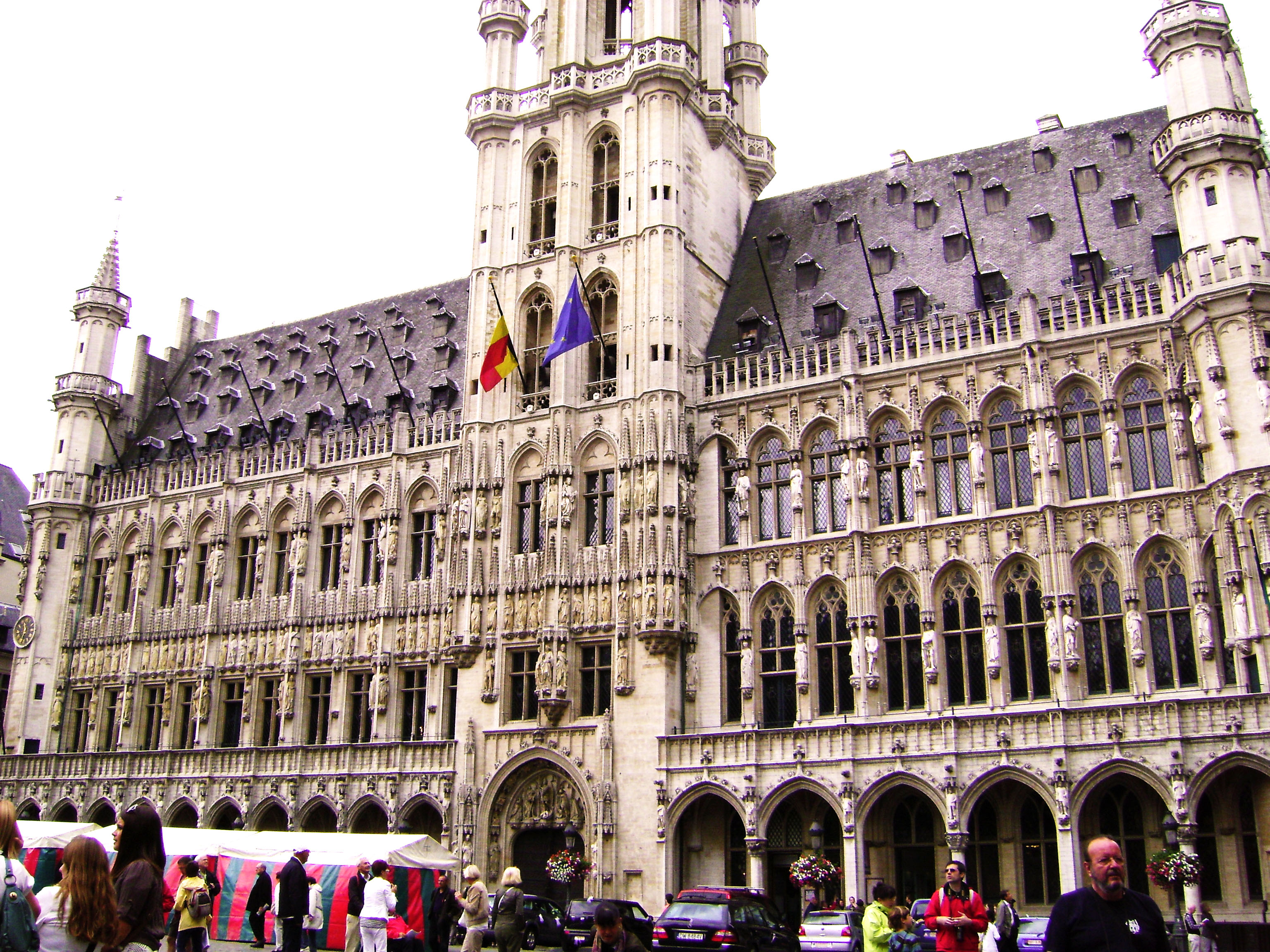 Brussels - Grand Market Square