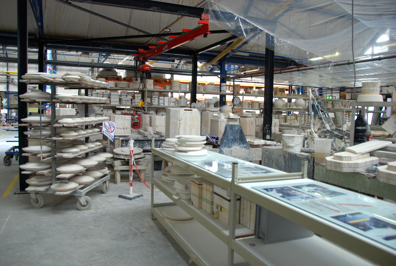 Delft Blue atelier ceramics