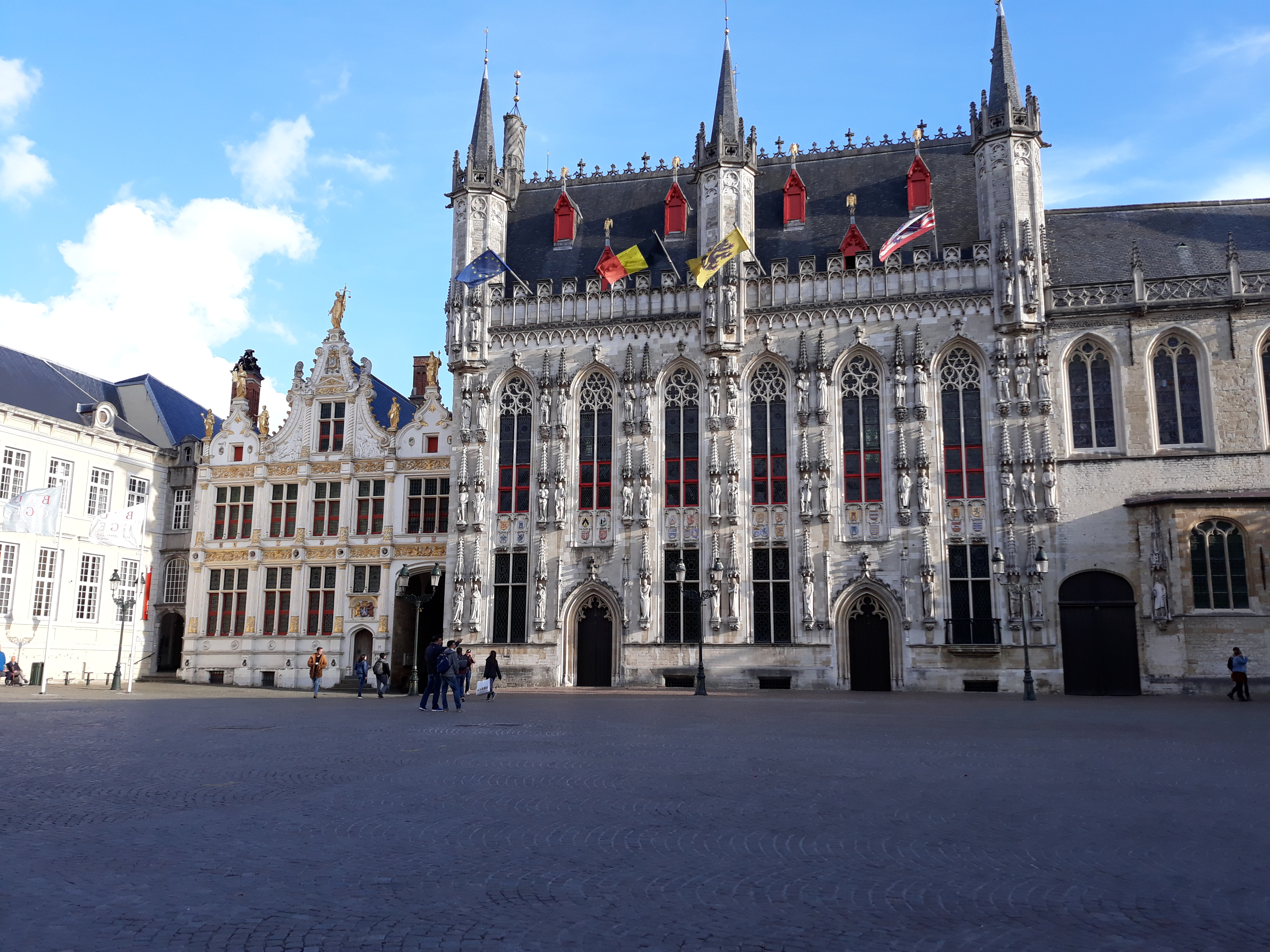 Bruges - palace of justice