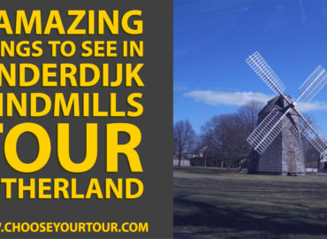 4 Amazing Things to See in Kinderdijk Windmills Tour Netherland