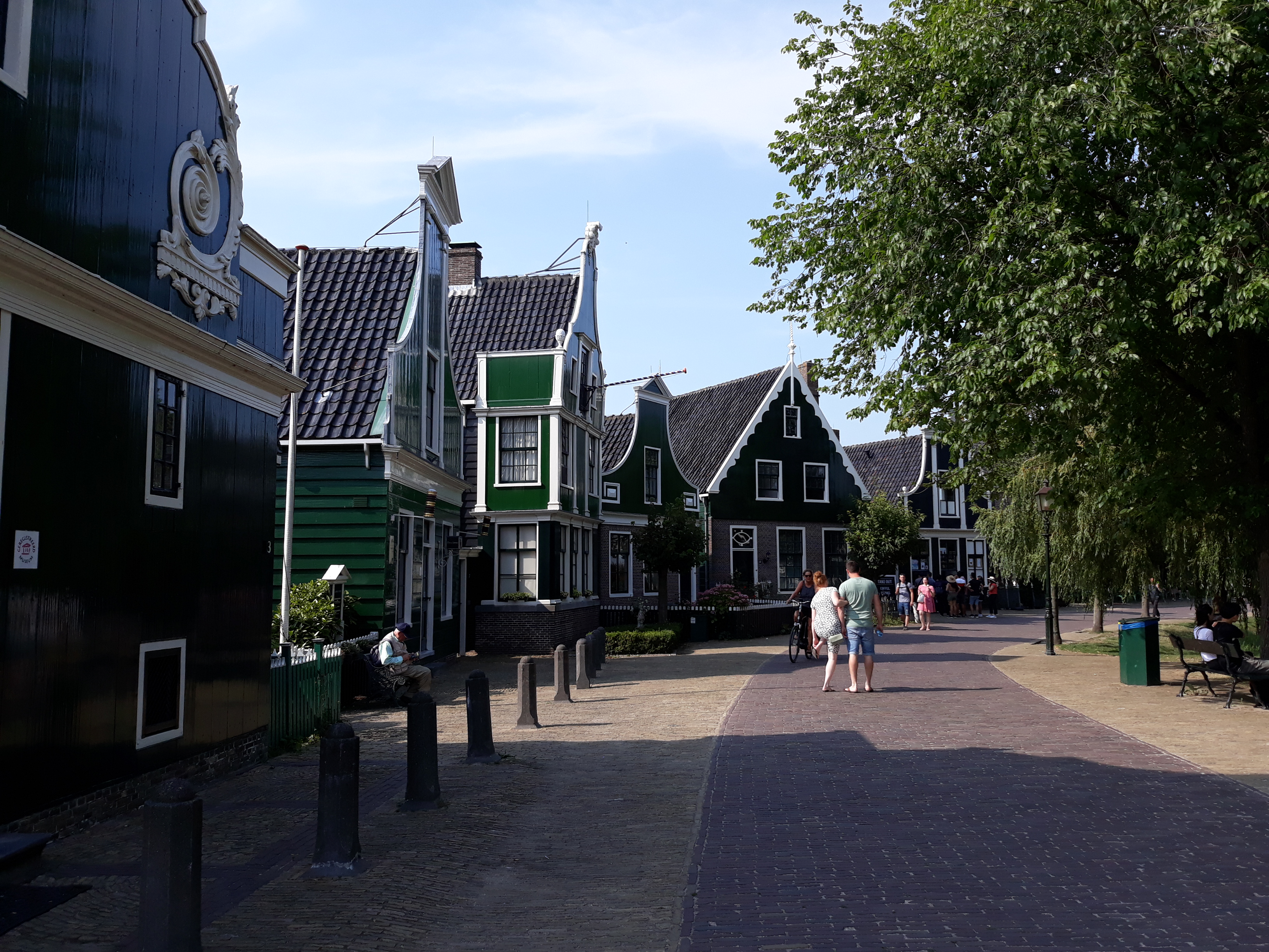 Authentic Dutch Street