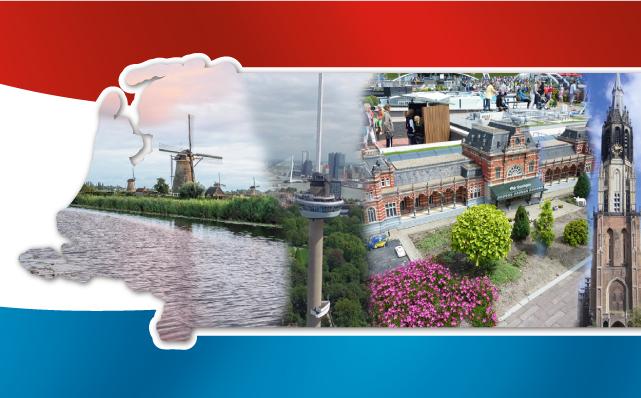 Affordable tour to Kinderdijk
